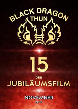 Black Dragon Thun - Teaser Poster