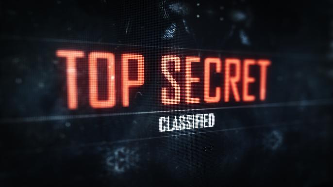 Top Secret: Neues Videoprojekt