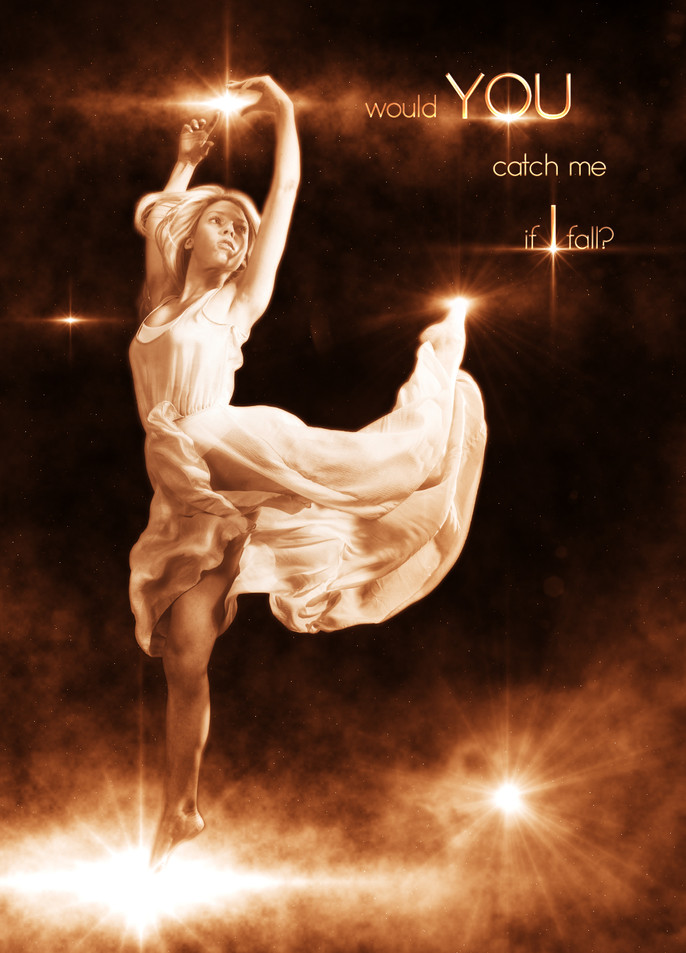 Poster: Would YouCatch Me If I Fall?
