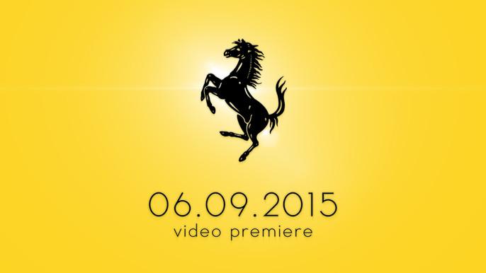 Teaser: Ferrari Treffen Aarberg 2015