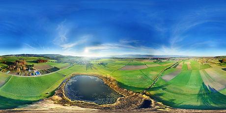 360°-Panorama Lobsigen