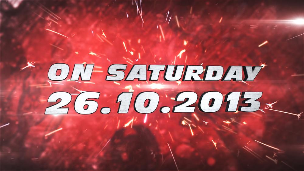 Motion Graphic - Trailer Röschtigrabe Derby 2013