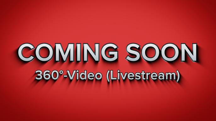 mffilms goes 360° (inkl. Livestream)