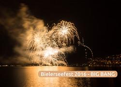 """Bielerseefest """"BIG BANG"""" 2016"""