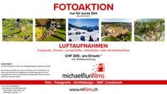 Fotoaktion: Luftaufnahmen zum Aktionspreis