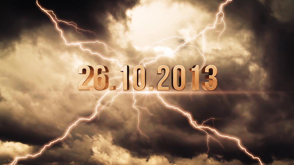 Sturm 2013