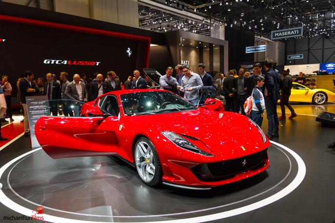 87. Internationaler Auto Salon