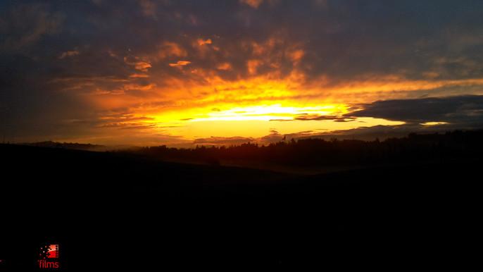 Sonne: Licht am Horizont