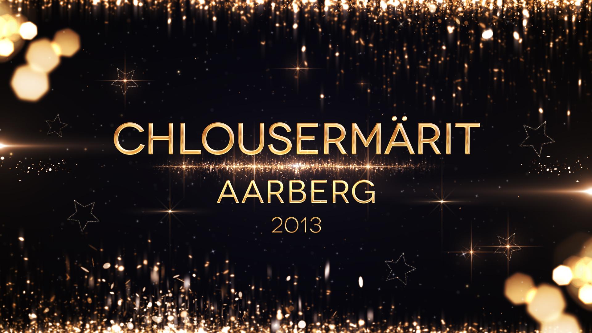 Chlousermärit Aarberg 2013