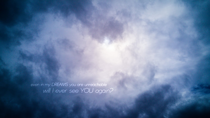 Artwork: Will I Ever See YOUAgain?
