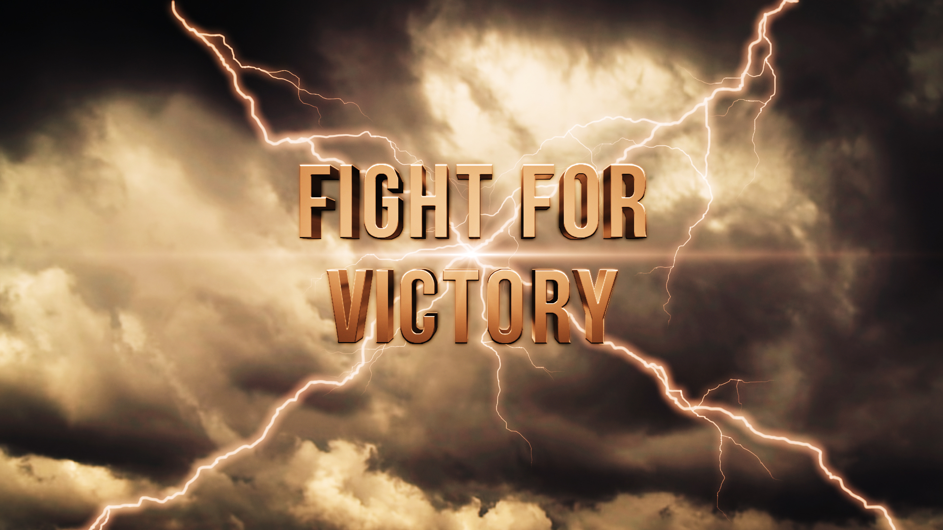 Fight For Victory
