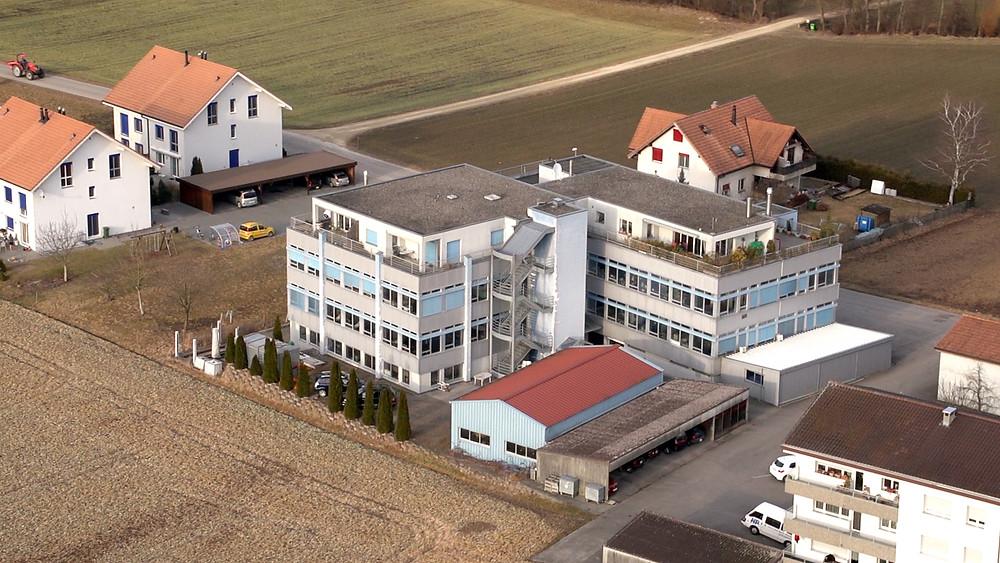 Firmengebäude: Gabus SA