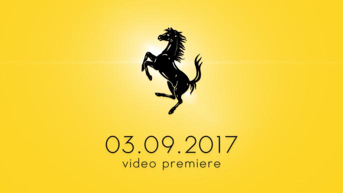 Ferrari Treffen Aarberg 2017: Videopremiere