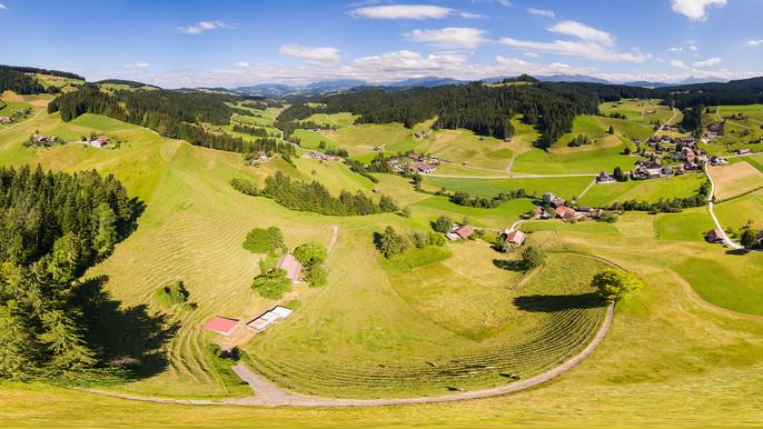 360°-Panorama Jassbach