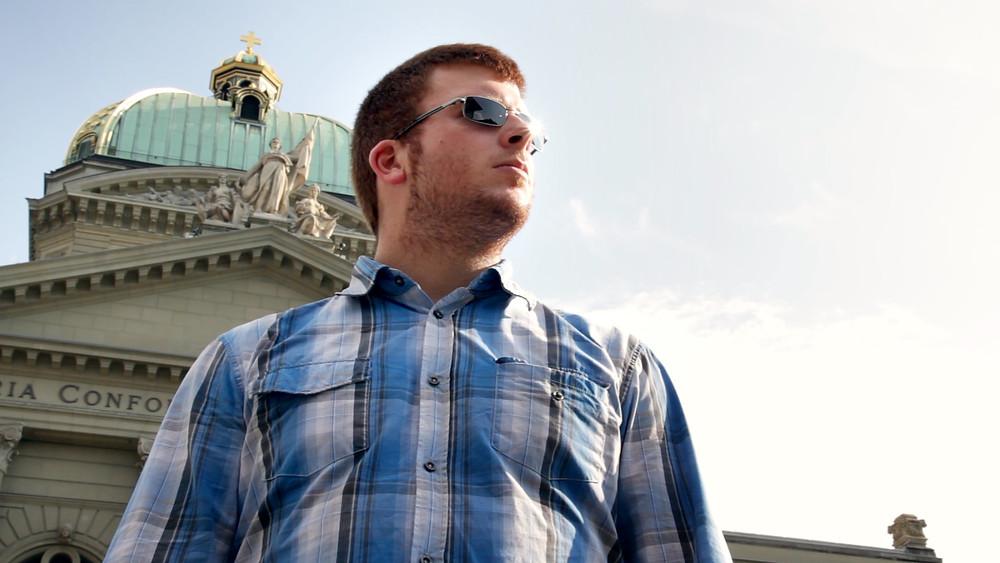 Fabian Trummer: Travel4Peace