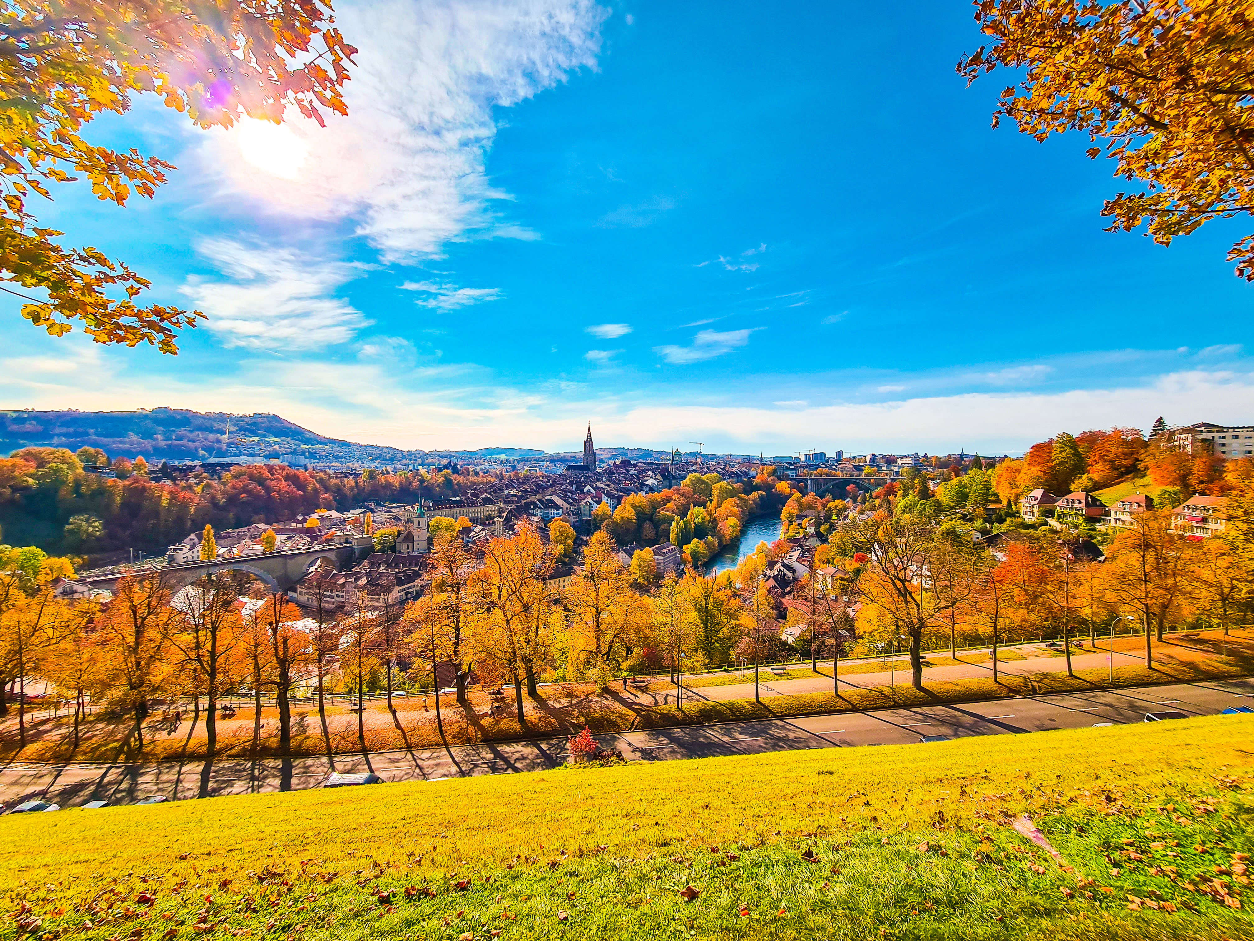 Bern im Herbst