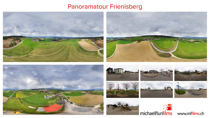 360°-Panoramatour Frienisberg