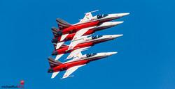 AIR14 - Patrouille Suisse