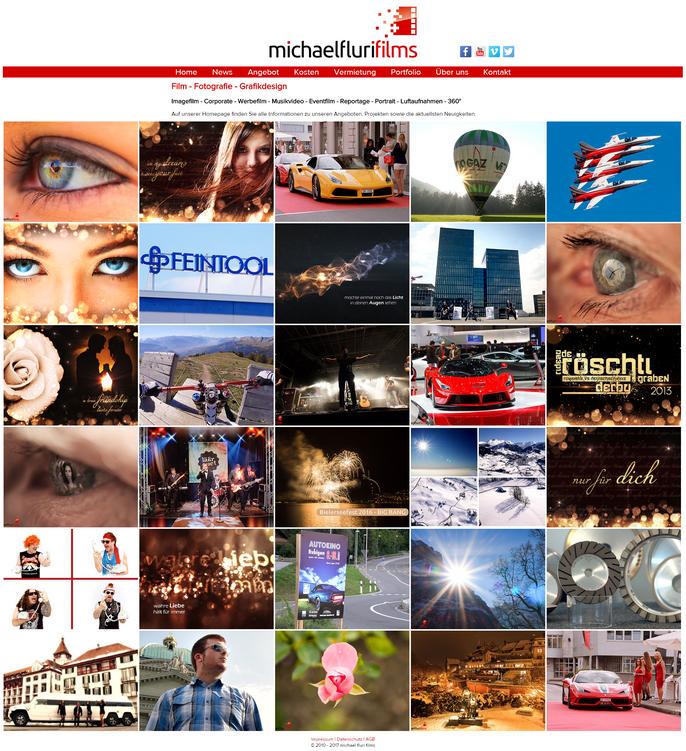 Homepage: Neuer Look