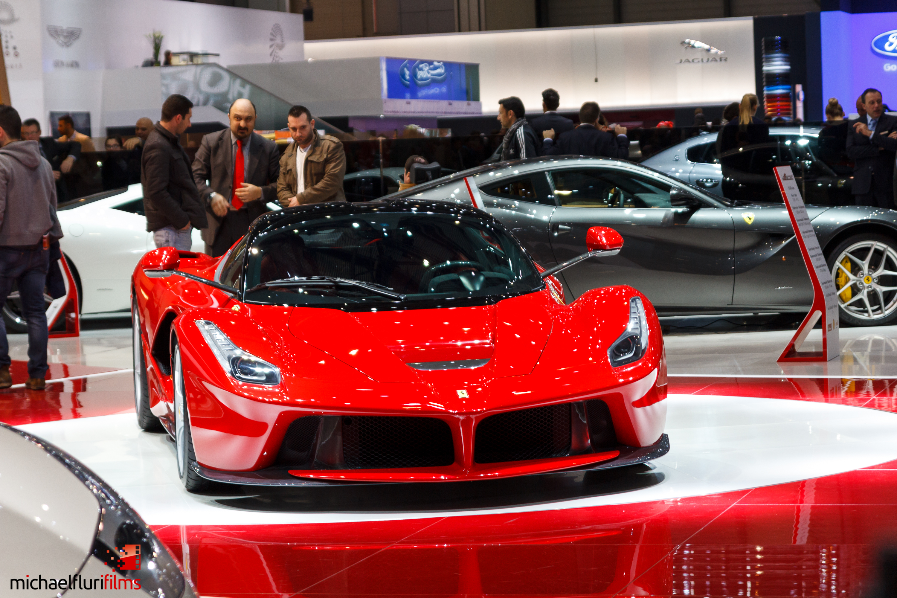 Auto-Salon Genf: LaFerrari