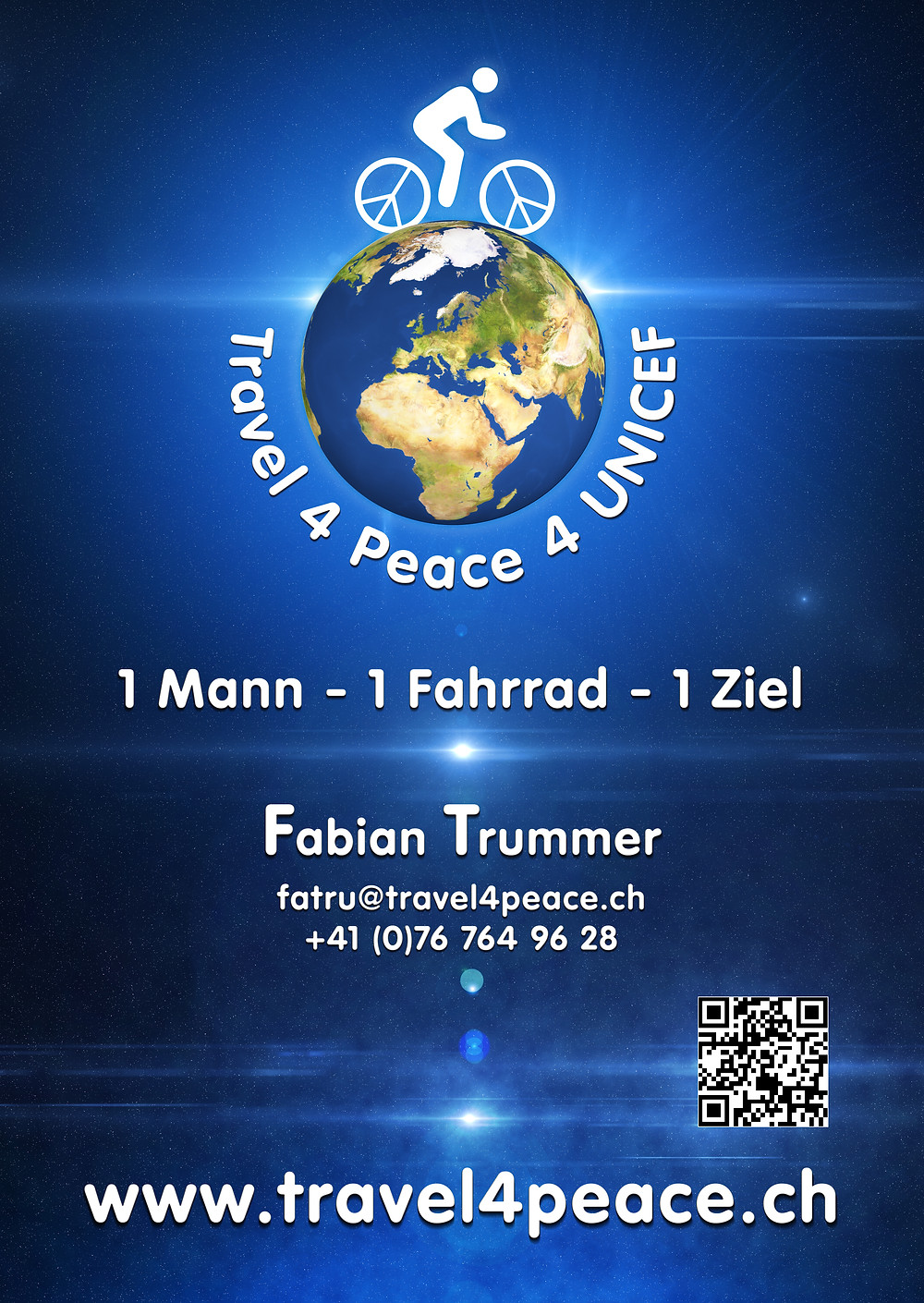 Flyer: Travel4Peace