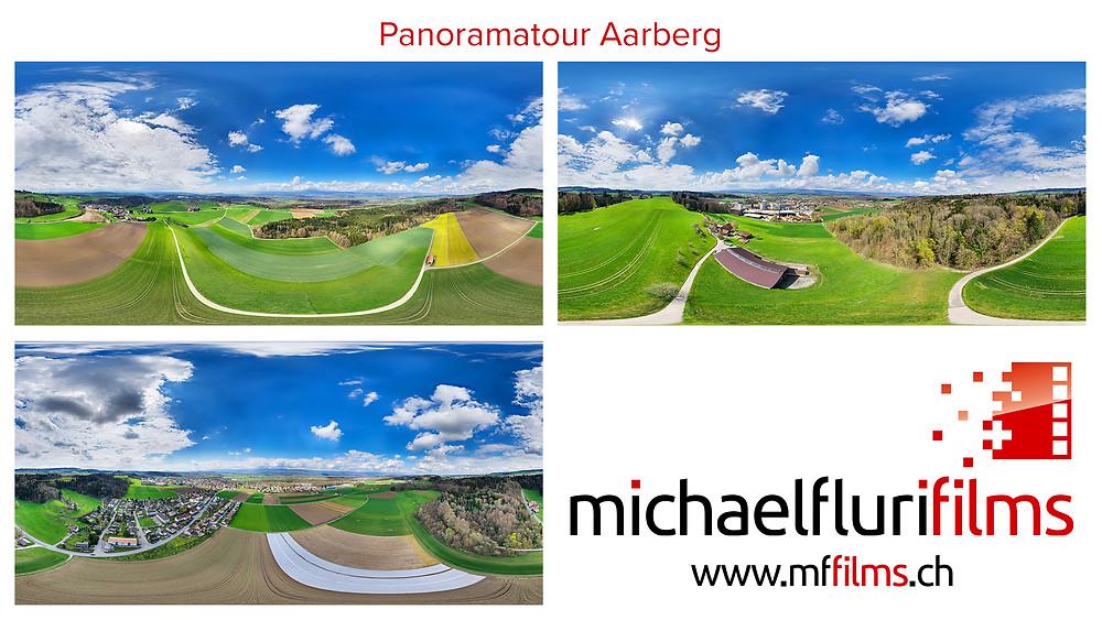 360°-Panoramatour Aarberg