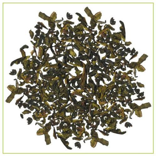 Chai Dooars + Darjeeling Green Tea
