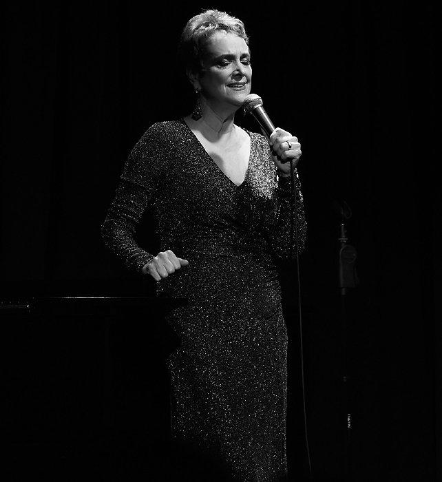 Deborah Stone singing