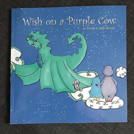 Wish on a Purple Cow