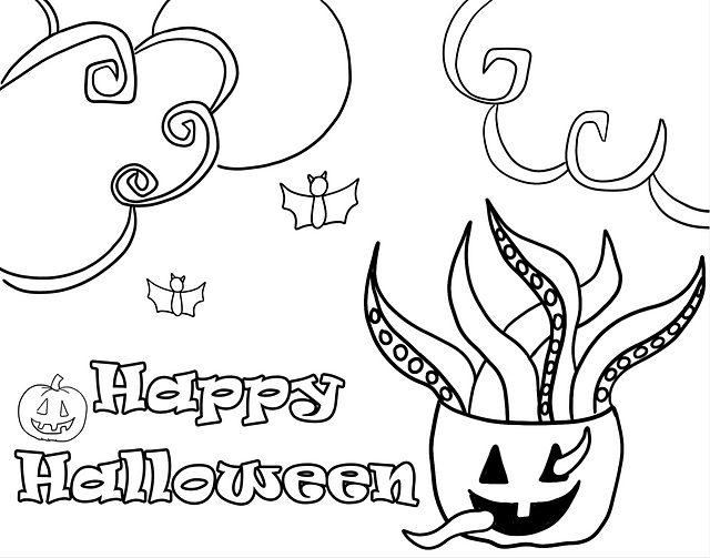 Olly, Happy Halloween