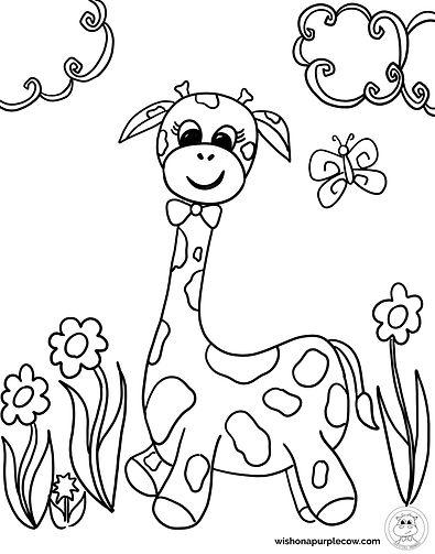 Giraffe Day