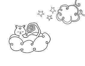 Cloud Kitty