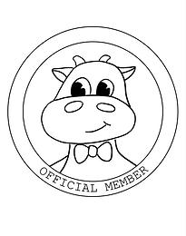 Purple Cow, Official Member
