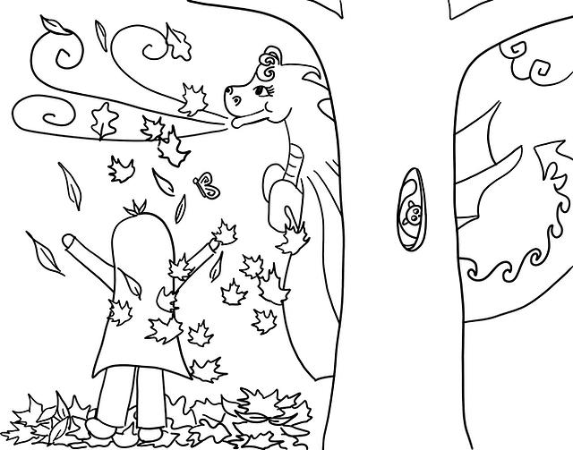 Dragon Leaves
