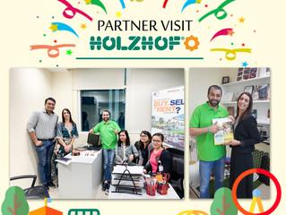 Partner Visit: Holzhof