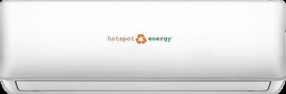 HotSpot 12,000 BTU Solar AC