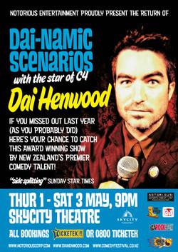 Dai Henwood DaiNamic Scenarios 2008