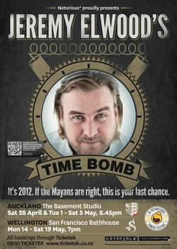 Jeremy Elwood Time Bomb 2012