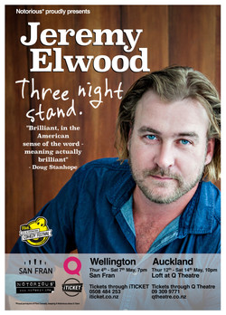 47 Jeremy Elwood Three Night Stand