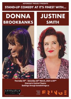 Donna & Justine DF21