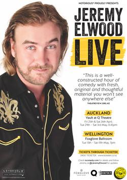 Jeremy Elwood Live 2014