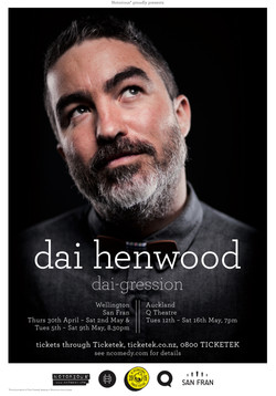Dai Henwood - Daigression 2015
