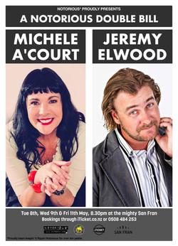 69 Michele A'Court Jeremy Elwood NZICF 2018