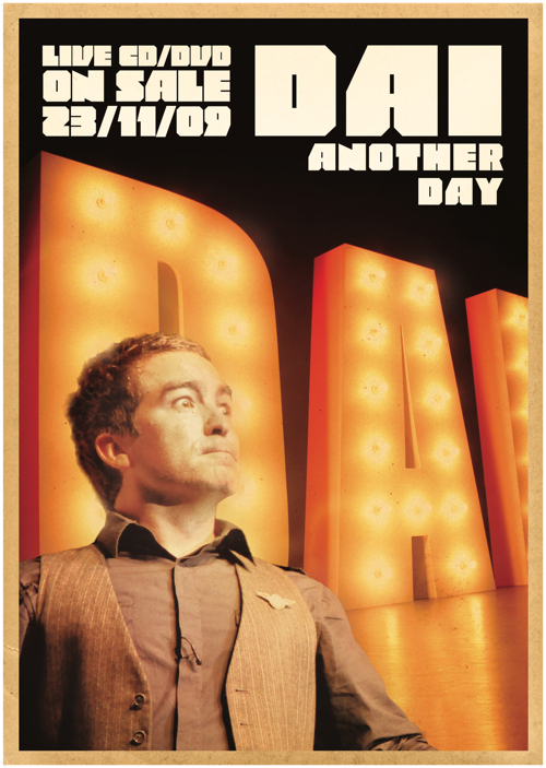 Dai Henwood Dai Another Day DVD