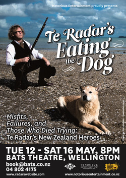 Te Radar Eating The Dog 2009