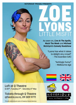 Zoe A3 poster 2