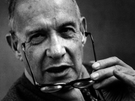 Peter F. Drucker - conservative-christian Anarchist