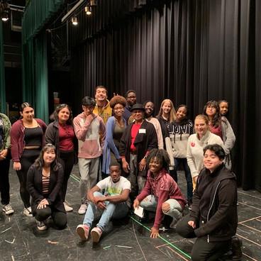 Seneca Valley High School Leadership in Theatre