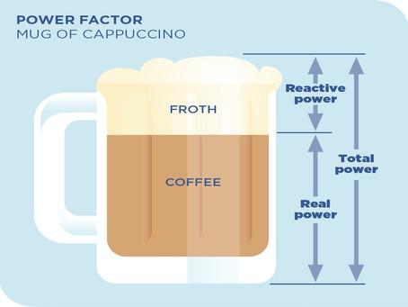 "Power Factor Improvement using ""Enerlly"" Analytics"