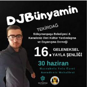 Süleymanpaşa Belediyesi & Karadeniz illeri Kültür Yardımlaşma ve Dayanışma Derneği